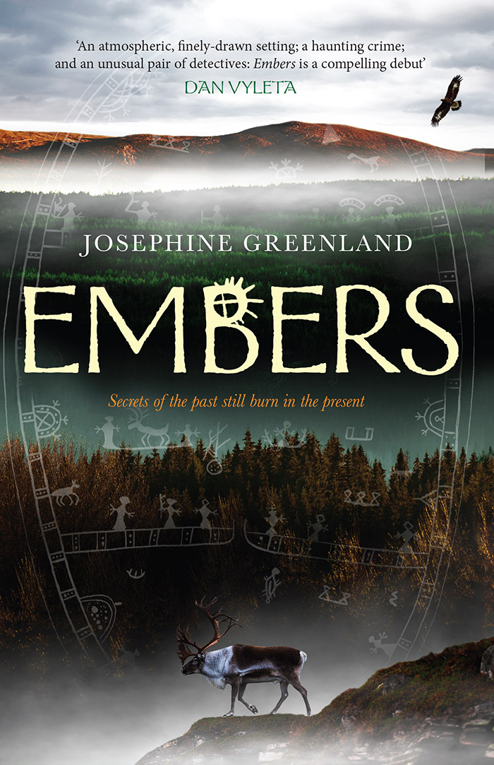 Embers: bookcover