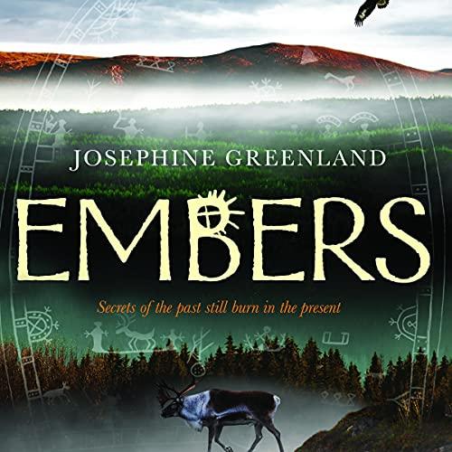 Embers: audiobook cover